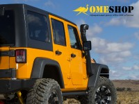 Шноркель Safari для Jeep Wrangler JK. Бензин 3,6 L (SS1070HF)