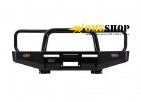 Бампер передний ARB Commercial Style Winch Bar для Nissan Patrol Y61 с  10/2004 года