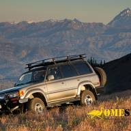 Багажник ARB 1850х1250 мм. для Toyota Land Cruiser 80 №3800020M - Багажник ARB 1850х1250 мм. для Toyota Land Cruiser 80 №3800020M